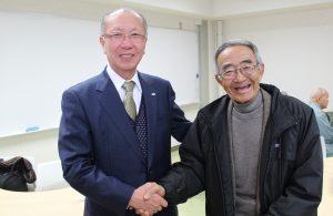 木村先生近藤会長